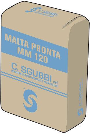 Malta classe M10 per realizzare murature in elevazione ed intonaci ad alta lavorabilità