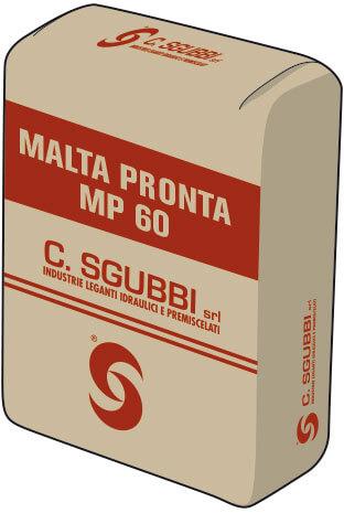 Malta per realizzare murature in elevazione ed intonaci