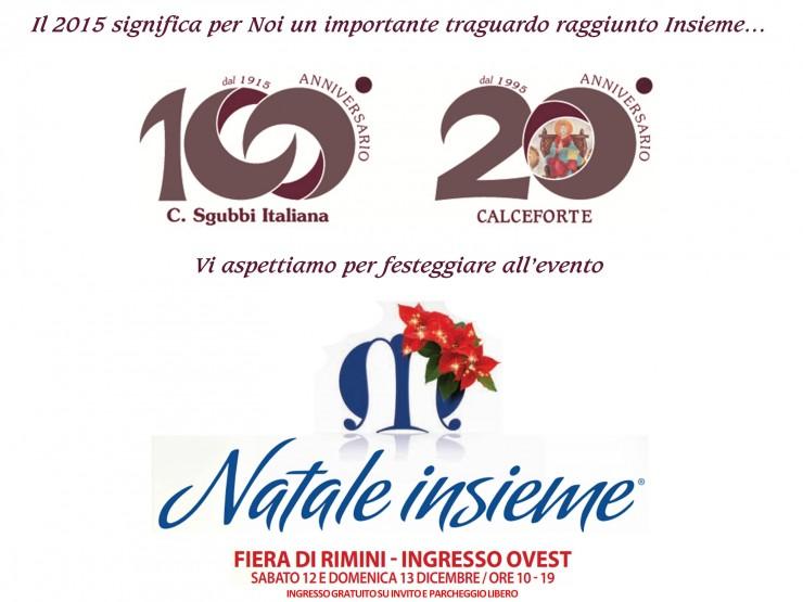 C. Sgubbi Italiana a Natale insieme 2015