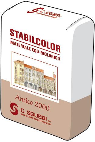 Malta pronta colorata per realizzare finiture su intonaci esterni ed interni