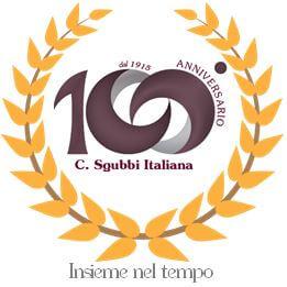 Anniversario 100 anni C. Sgubbi Italiana