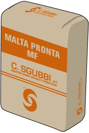 Malta secca classe M5 per murature faccia a vista