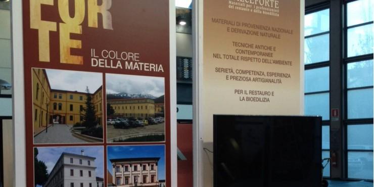 Calceforte partecipa a CONDOMINIO ECO 2015